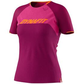 Dynafit Ride Kurzarm T-Shirt Damen pink